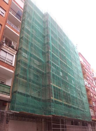 rehabilitación de fachadas Cantabria