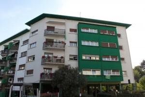 rehabilitación fachadas Santander