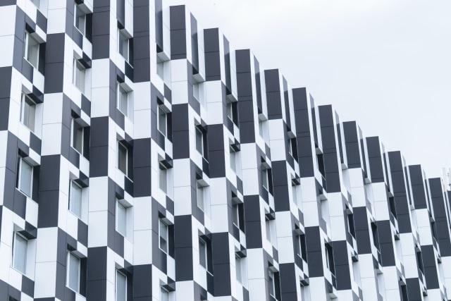 rehabilitación de fachadas en Santander