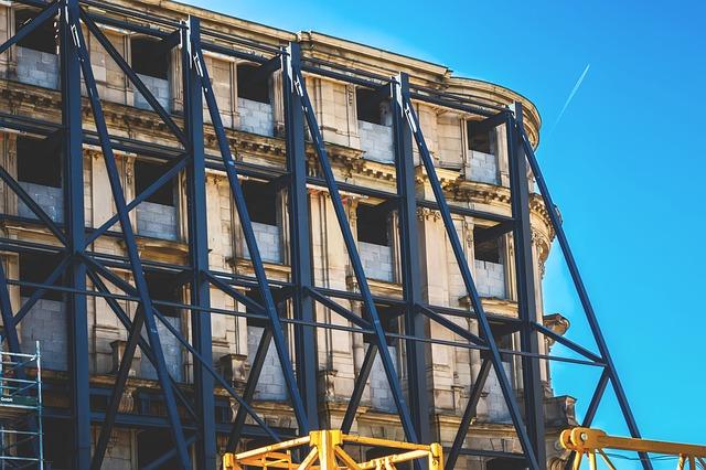 revestimiento para la fachada