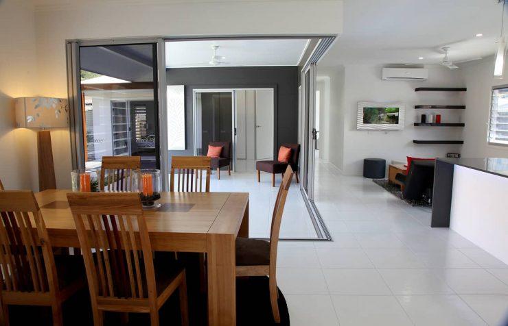 casa mas eficiente con aislamiento térmico insuflado