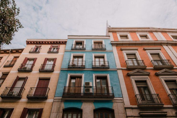 Trabajos de reparación y rehabilitación de fachadas en cantabria