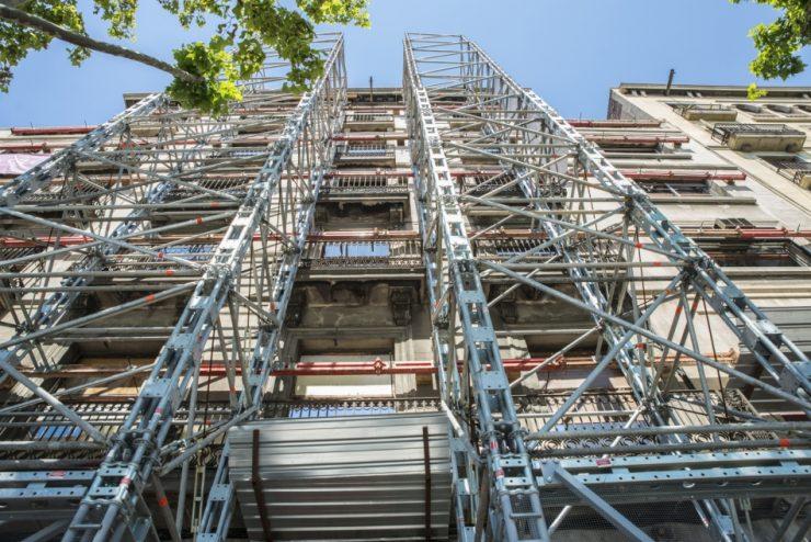 Empresa experta en rehabilitación de fachadas en Cantabria