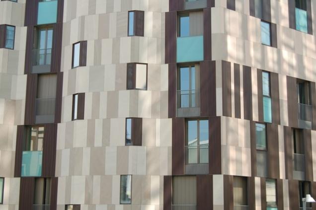 Ahorro y aislamiento con una fachada ventilada cerámica